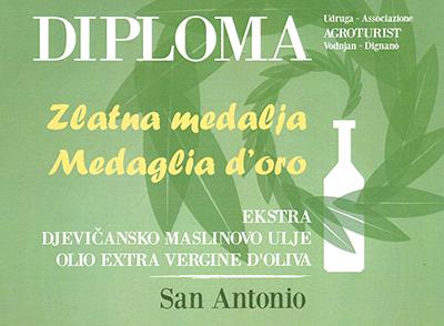 Diplomas oil San Antonio